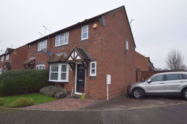 3 bed semi-detached house to rent in Antony Gardner Crescent, Whitnash, Leamington Spa CV31