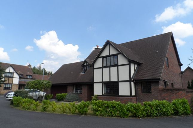 Thumbnail Detached house to rent in Clos Medwy, St Mellons, Cardiff