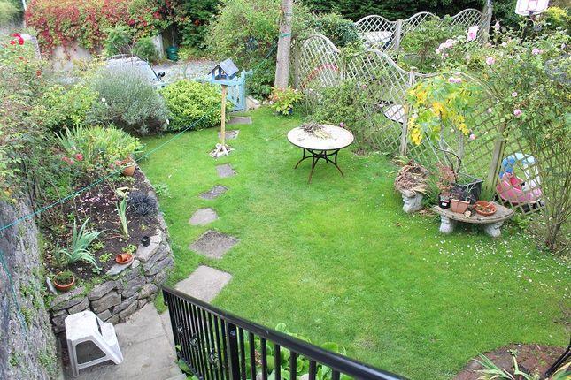 Front Garden of Church Park, Mumbles, Swansea SA3