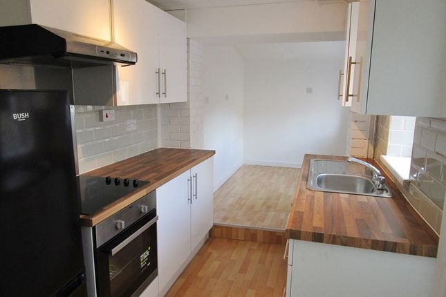 Thumbnail End terrace house for sale in Gaen Street, Abertillery