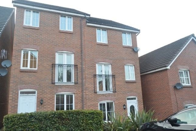 Thumbnail Shared accommodation to rent in Sorrell Gardens, Near Keele, Newcastle-Under-Lyme