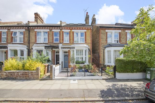 Thumbnail End terrace house for sale in Aislibie Road, London