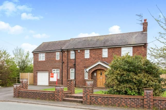 Front of Ashridge, 1A Moors Lane, Winsford, Cheshire CW7