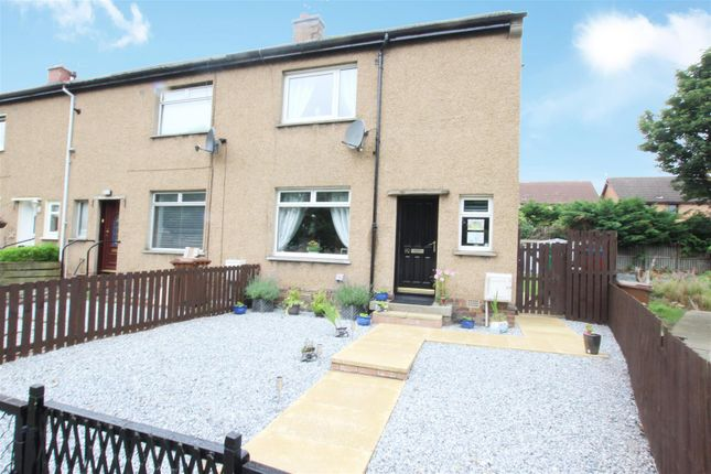 Thumbnail Terraced house for sale in Arthur View Crescent, Danderhall, Dalkeith