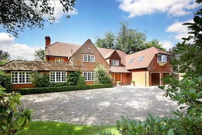 Thumbnail Detached house for sale in Cambridge Road, Beaconsfield