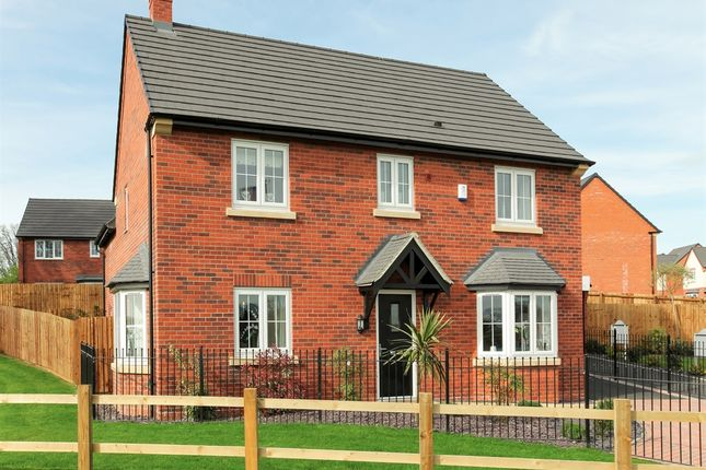 "Thumbnail Detached house for sale in ""The Winchester"" at West Cross Lane, Mountsorrel, Loughborough"