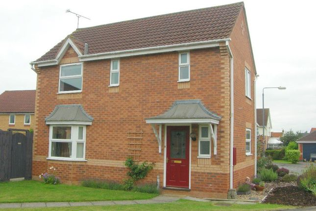 Thumbnail Detached house to rent in Thoresby Way, Retford