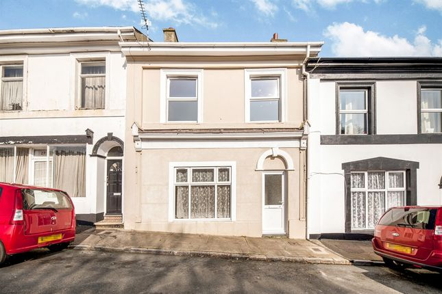 Thumbnail Terraced house for sale in Victoria Road, Torquay