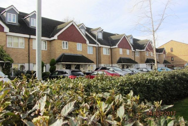 Thumbnail End terrace house for sale in Enstone Road, Enfield