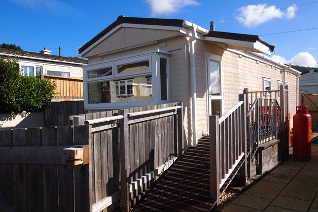 Thumbnail Mobile/park home for sale in Dune View Park Home, Braunton