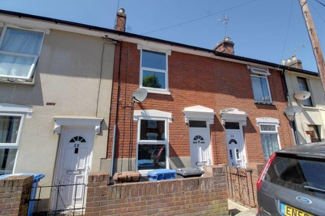 Terraced house to rent in Myrtle Road, Ipswich