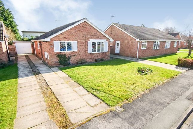 Thumbnail Bungalow for sale in Malbys Grove, Copmanthorpe, York