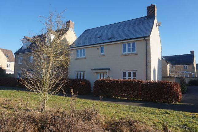 Thumbnail Detached house for sale in Cherry Tree Way, Witney