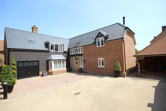Thumbnail Detached house for sale in Ryebridge Lane, Upper Froyle, Alton, Hampshire