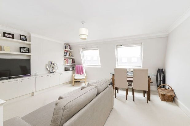 Thumbnail Flat to rent in Cortayne Road, London
