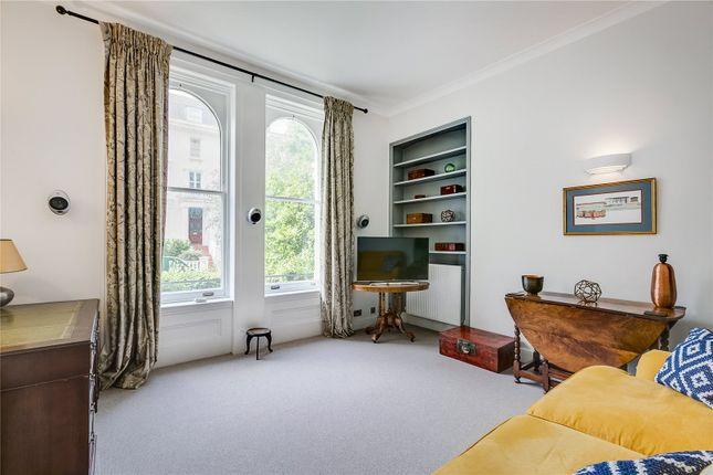 Thumbnail Flat to rent in Pembridge Crescent, London
