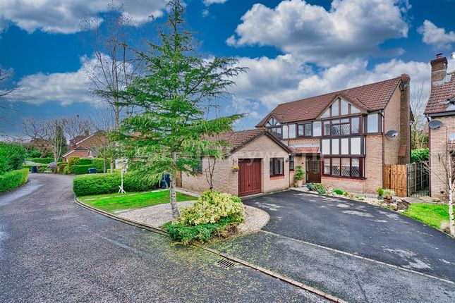 Thumbnail Property for sale in Leafy Close, Leyland