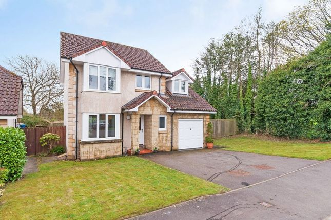 Thumbnail Detached house for sale in Sandyhill Road, Tayport