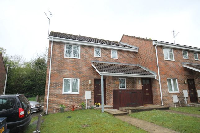 Thumbnail Maisonette to rent in Meridian Way, East Grinstead