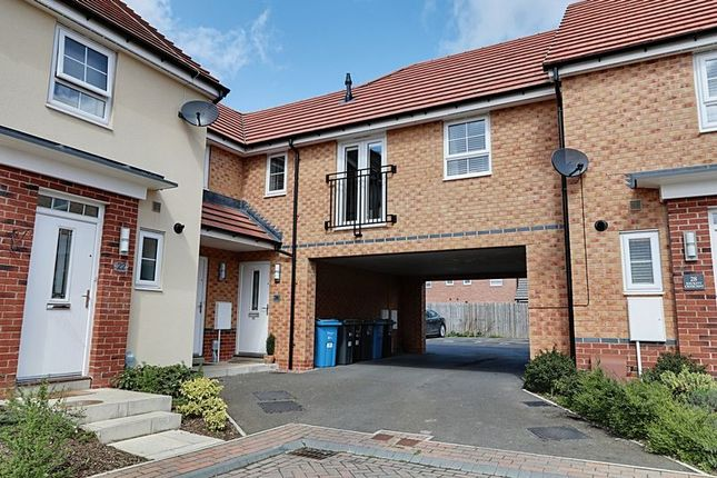 Thumbnail Flat for sale in Reckitt Crescent, Hull
