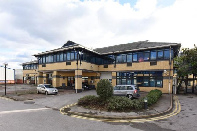 Thumbnail Office for sale in Unit 1-3, The Courtyard Buldings, Ryan Drive, Brentford