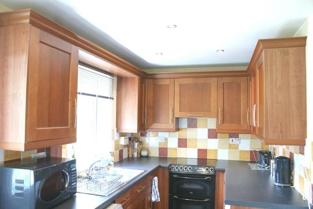 2 bedroom semi-detached house for sale in High Park, Tarbert, Argyll