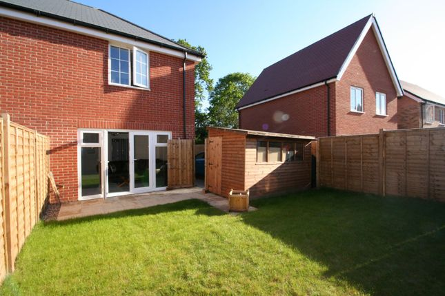 Garden of Starling Close, Halstead CO9