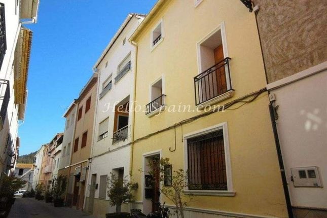 Town house for sale in Villalonga, Valencia, Spain