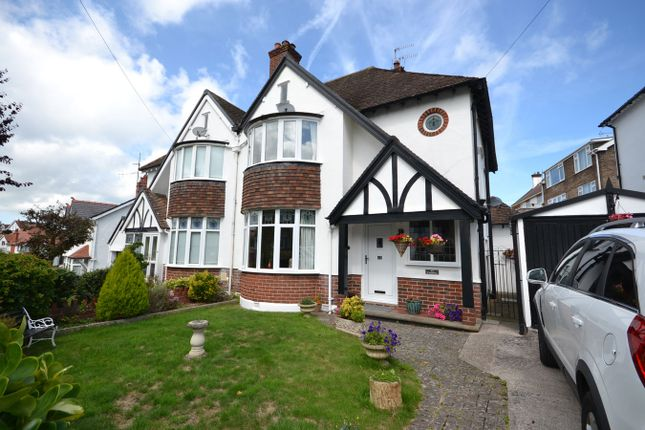 Thumbnail Detached house for sale in Bodelwyddan Avenue, Old Colwyn
