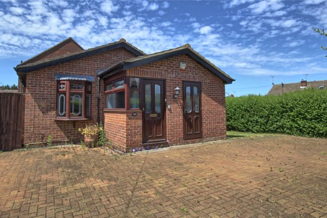 Thumbnail Bungalow for sale in Skinners Lane, Galleywood, Essex