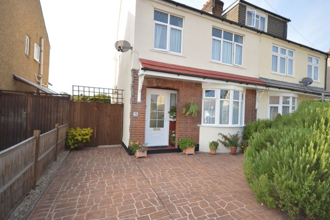 Thumbnail Semi-detached house for sale in Goldlay Avenue, Chelmsford