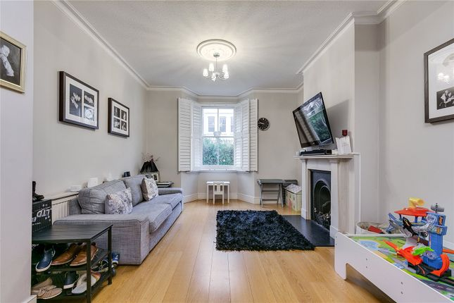 Reception of Bective Road, London SW15