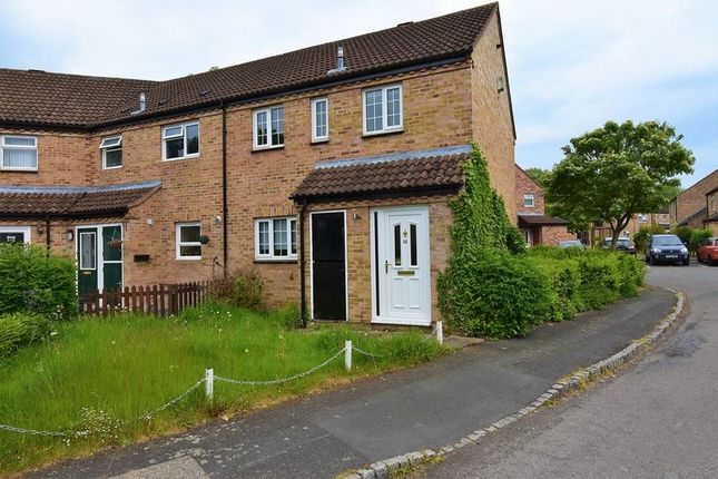Thumbnail Terraced house for sale in 15 Span Meadow, Shawbirch, Telford