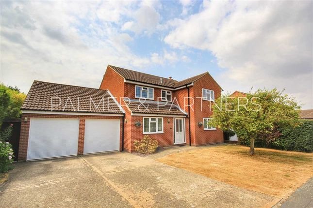 Thumbnail Detached house for sale in St. Marys Close, Sudbury
