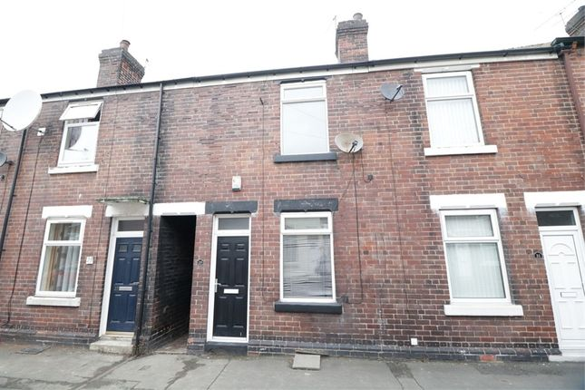 Thumbnail Terraced house to rent in Clifton Avenue, Rotherham, South Yorkshire