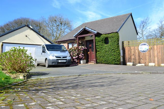 Thumbnail Detached house for sale in Southcott Meadows, Jacobstow, Bude