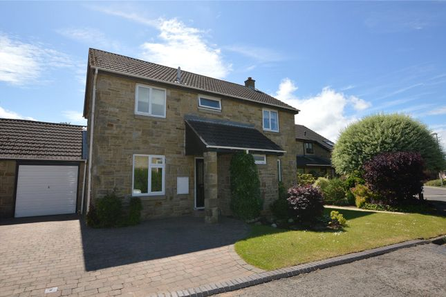 Thumbnail Detached house for sale in Kings Meadow Grove, Wetherby, West Yorkshire