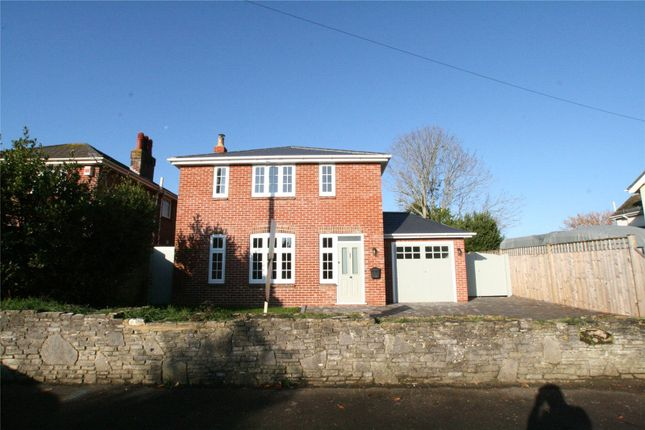 Thumbnail Detached house for sale in Broadway Lane, Throop Village, Bournemouth