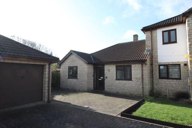 Thumbnail Bungalow for sale in St. Marys Green, Timsbury, Bath, Avon
