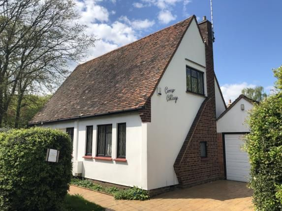 Thumbnail Detached house for sale in Herongate, Brentwood, Essex