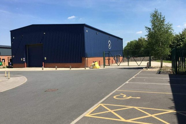 Thumbnail Industrial to let in Selby Business Parkselby, N Yorks