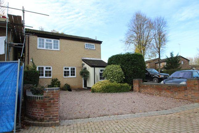 Thumbnail Detached house for sale in 109 Blenheim Way, Stevenage, Hertfordshire