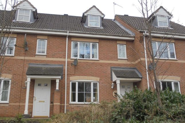 Thumbnail Terraced house to rent in Quarryfield Lane, Coventry