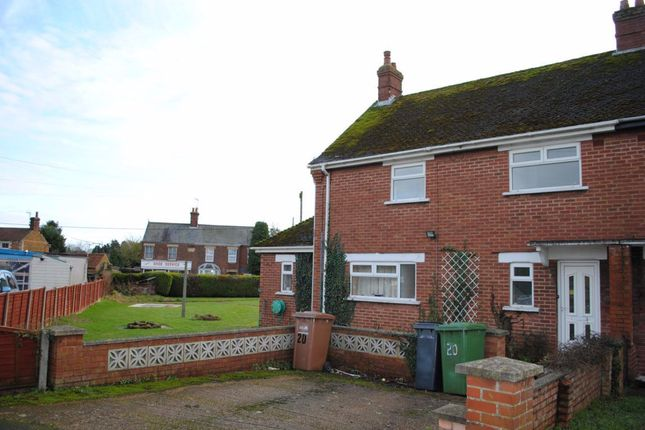 3 bed semi-detached house to rent in Gelham Manor, Dersingham, King's Lynn PE31