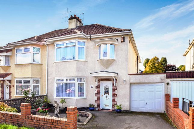 Thumbnail Semi-detached house for sale in Birchall Road, Bristol