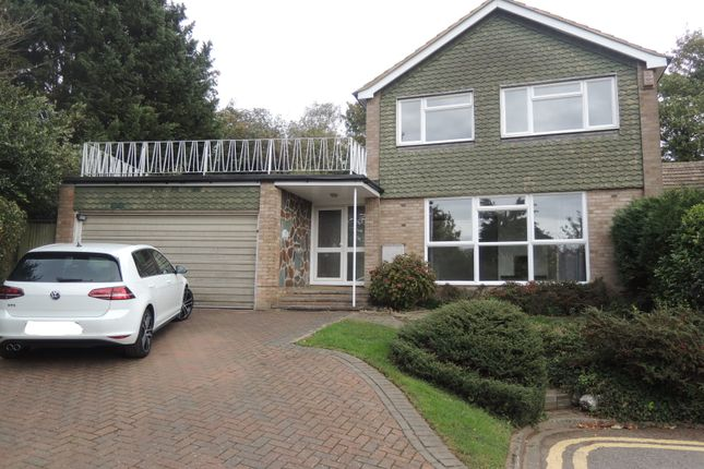 Detached house to rent in Sutton Crescent, Barnet