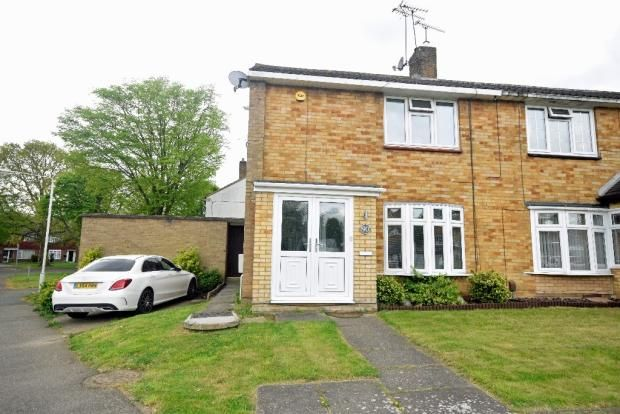 Thumbnail End terrace house for sale in Latchetts Shaw, Kingswood