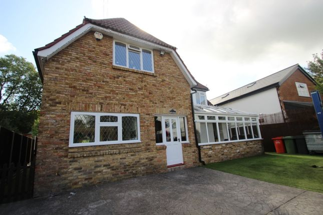 Thumbnail Detached house to rent in Norsted Lane, Pratts Bottom