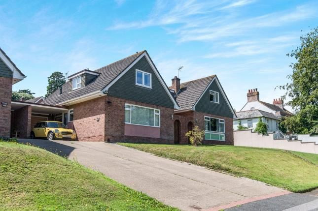 Thumbnail Bungalow for sale in St Thomas, Exeter