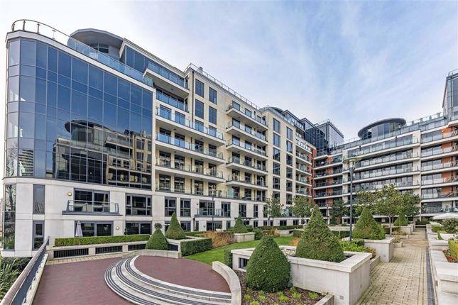 Thumbnail Flat to rent in Lensbury Avenue, London